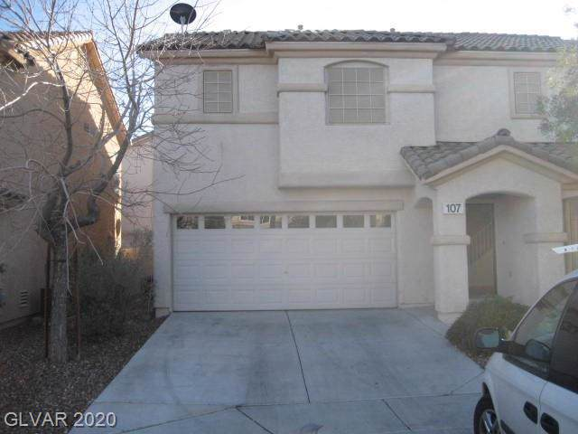 107 N Country Greens Ave, Las Vegas, NV 89148 (MLS #2168186) :: Signature Real Estate Group