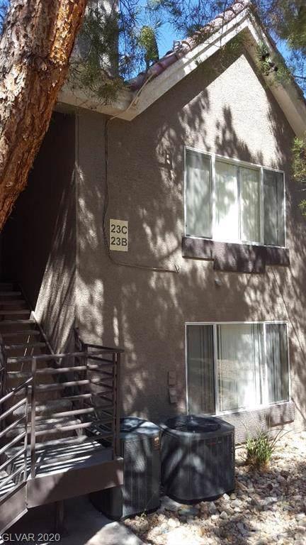 700 Capri 23B, Boulder City, NV 89005 (MLS #2168350) :: Signature Real Estate Group
