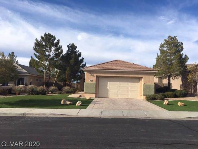 2874 Dalcross, Henderson, NV 89044 (MLS #2168387) :: Signature Real Estate Group