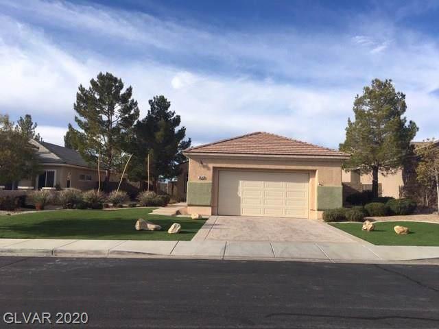 2874 Dalcross, Henderson, NV 89044 (MLS #2168387) :: Billy OKeefe | Berkshire Hathaway HomeServices