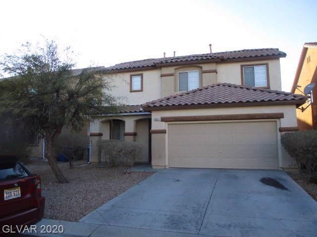 8331 Freshwater Pearl, Las Vegas, NV 89139 (MLS #2168436) :: Trish Nash Team