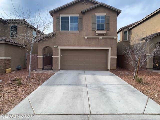 7755 Houston Peak, Las Vegas, NV 89166 (MLS #2168487) :: Trish Nash Team