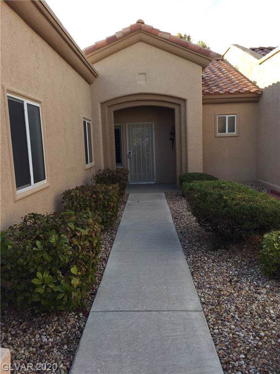 2307 Hallston, Las Vegas, NV 89134 (MLS #2168500) :: Vestuto Realty Group