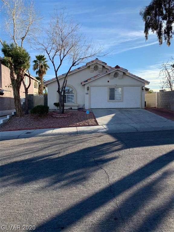 5313 Padua, Las Vegas, NV 89107 (MLS #2168586) :: Signature Real Estate Group