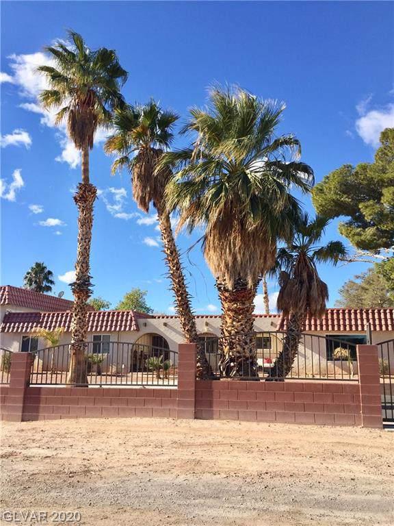 8715 Rancho Destino, Las Vegas, NV 89123 (MLS #2168719) :: Team Michele Dugan