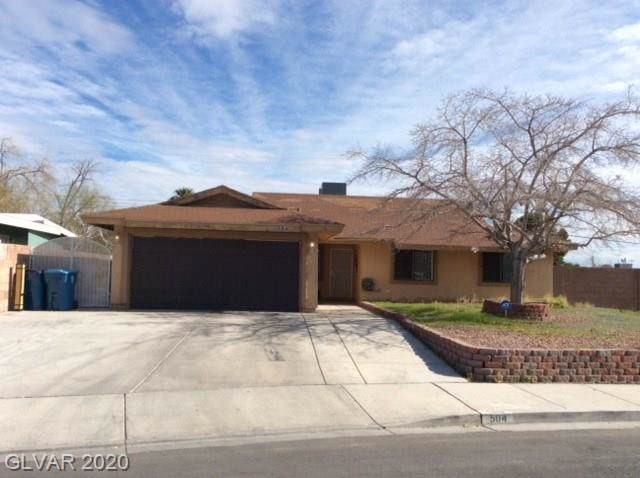 504 Donner, Las Vegas, NV 89107 (MLS #2168801) :: Signature Real Estate Group