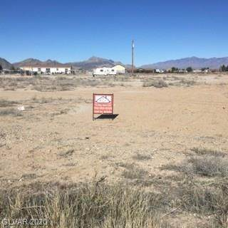 4450 W Charleston Park, Pahrump, NV 89048 (MLS #2169546) :: The Lindstrom Group