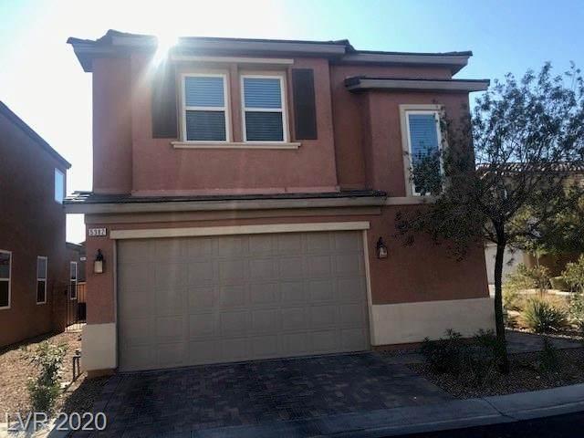 5382 Harris Spring Lane, Las Vegas, NV 89122 (MLS #2170038) :: Signature Real Estate Group