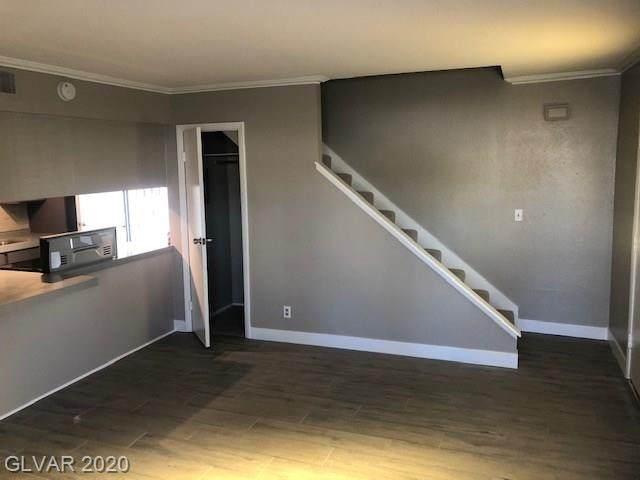 1417 Elizabeth #3, Las Vegas, NV 89119 (MLS #2170710) :: Signature Real Estate Group