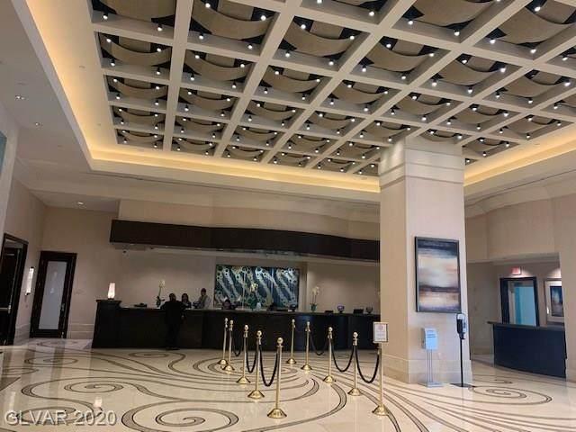 125 Harmon Avenue #1920, Las Vegas, NV 89109 (MLS #2171032) :: Billy OKeefe | Berkshire Hathaway HomeServices
