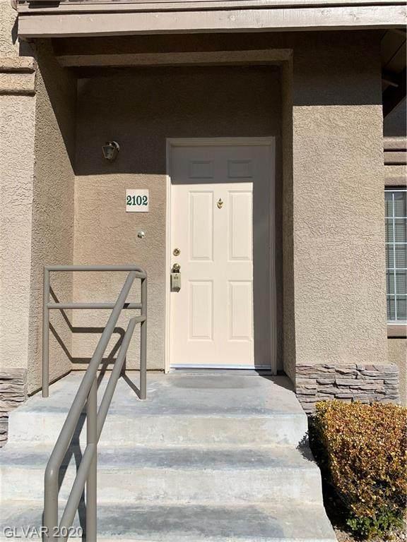 9901 Trailwood Drive #2102, Las Vegas, NV 89134 (MLS #2171048) :: Helen Riley Group | Simply Vegas