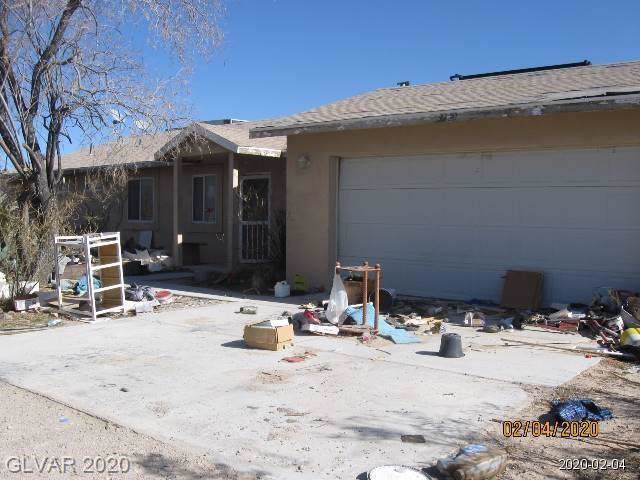 3220 Sioux Street, Sandy Valley, NV 89019 (MLS #2171875) :: Signature Real Estate Group