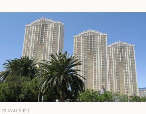 145 Harmon Avenue #3315, Las Vegas, NV 89109 (MLS #2172210) :: Hebert Group   Realty One Group
