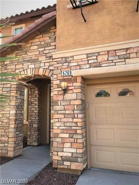 5769 Danish Garden Street, Las Vegas, NV 89148 (MLS #2172425) :: Signature Real Estate Group