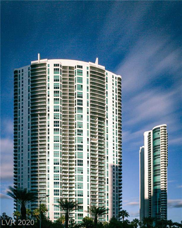 322 Karen Avenue #1408, Las Vegas, NV 89109 (MLS #2172461) :: Helen Riley Group | Simply Vegas