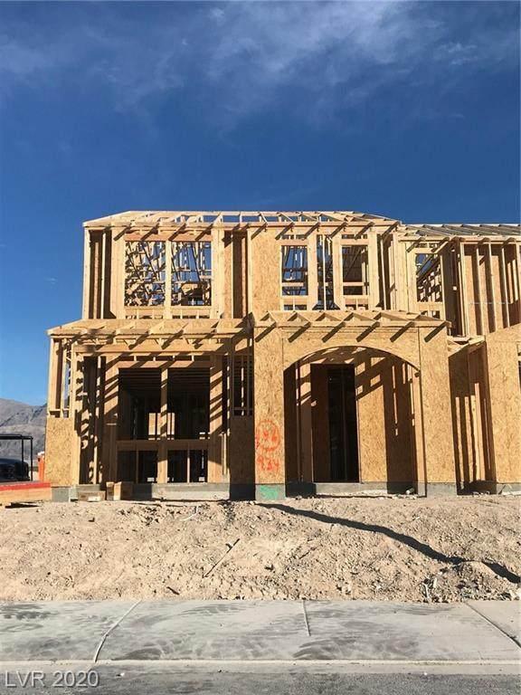 934 Belton Lake, North Las Vegas, NV 89086 (MLS #2173354) :: The Lindstrom Group
