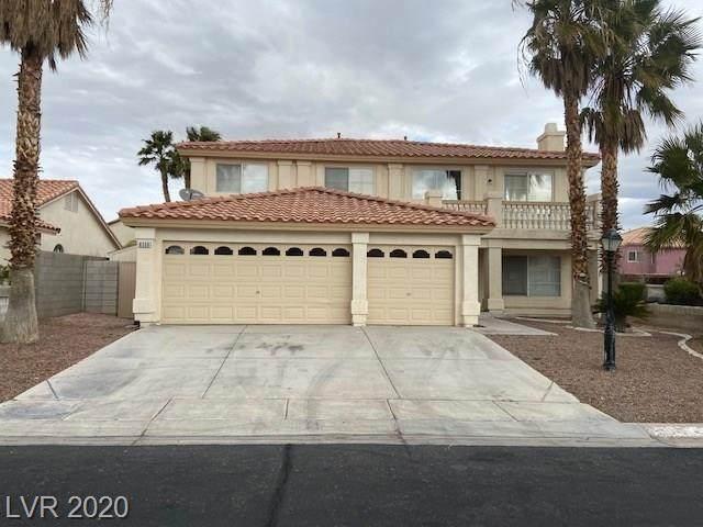 8300 Antler Ridge Avenue, Las Vegas, NV 89149 (MLS #2173896) :: Hebert Group | Realty One Group