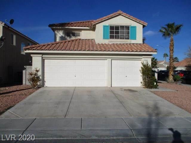 5919 Rose Sage, North Las Vegas, NV 89031 (MLS #2174249) :: Trish Nash Team