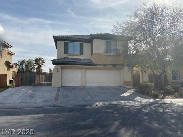 3025 Country Dancer, North Las Vegas, NV 89081 (MLS #2174426) :: The Lindstrom Group