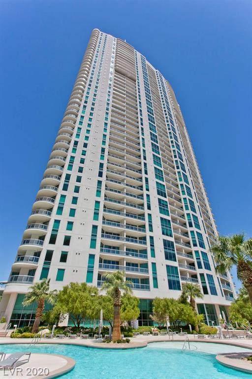 322 Karen Avenue #3801, Las Vegas, NV 89109 (MLS #2174434) :: Helen Riley Group | Simply Vegas