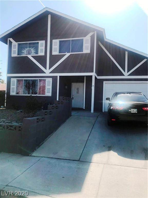 4301 El Esteban, Las Vegas, NV 89121 (MLS #2174554) :: Trish Nash Team