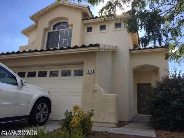 913 Windhook Street, Las Vegas, NV 89144 (MLS #2175120) :: Hebert Group | Realty One Group
