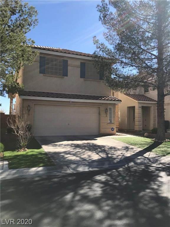 6042 Journeys End, Las Vegas, NV 89148 (MLS #2175470) :: Signature Real Estate Group
