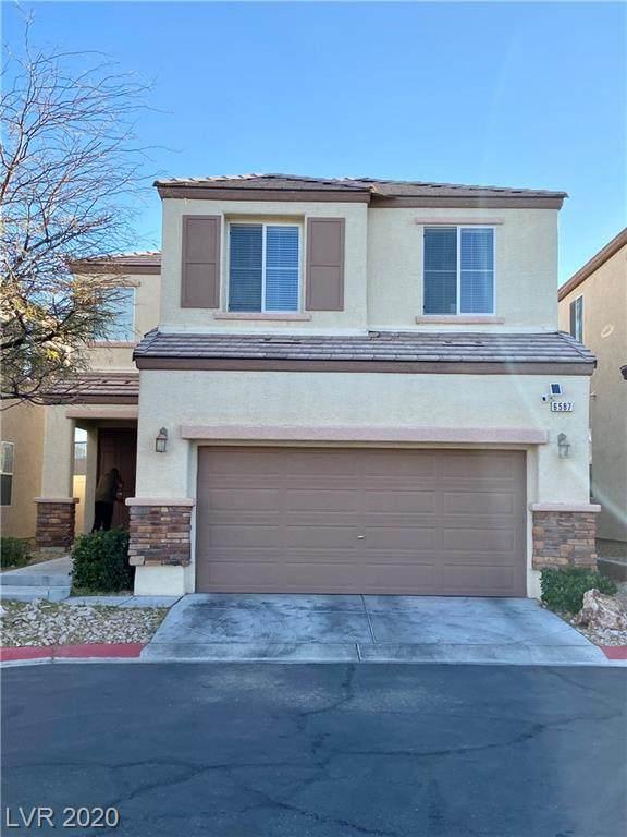 6587 Mercutio, Las Vegas, NV 89141 (MLS #2175629) :: Signature Real Estate Group