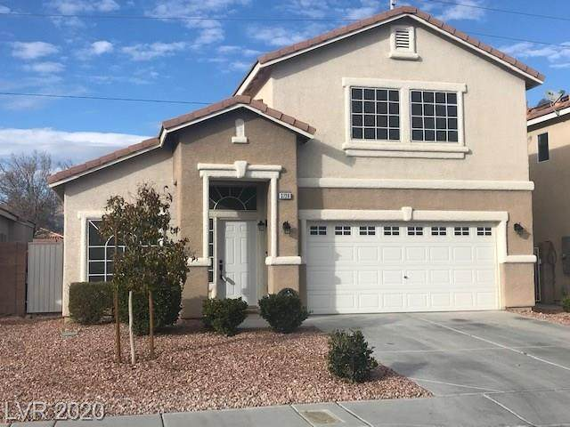 3726 Caribbean Blue, North Las Vegas, NV 89031 (MLS #2175956) :: Signature Real Estate Group