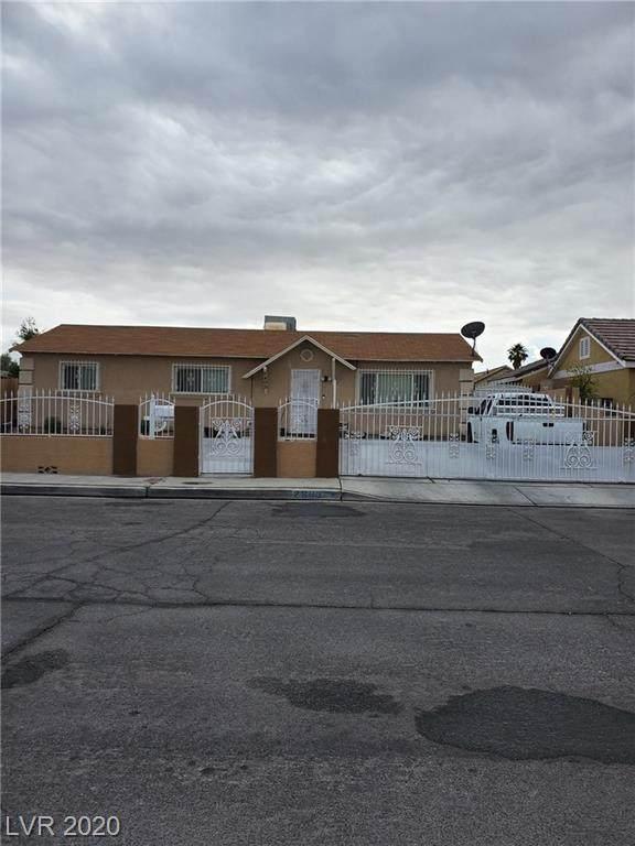 2803 Samantha, North Las Vegas, NV 89030 (MLS #2176017) :: Signature Real Estate Group