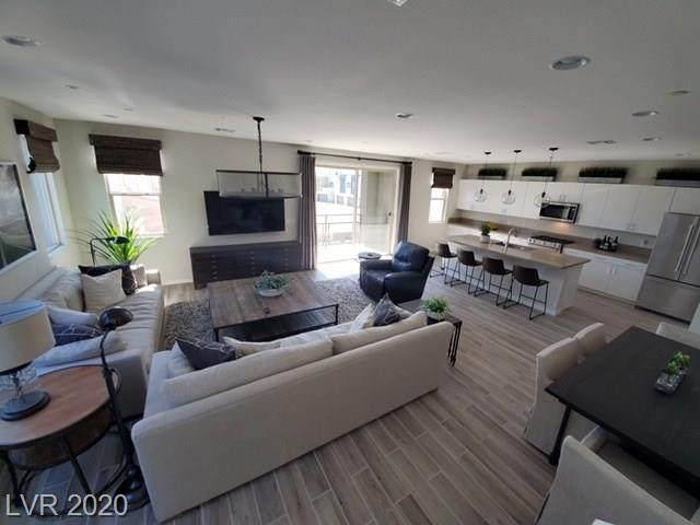 11303 Kraft Mountain Avenue #101, Las Vegas, NV 89135 (MLS #2176597) :: Helen Riley Group | Simply Vegas