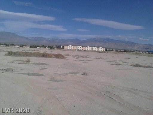 1600 S Hiawatha Street, Pahrump, NV 89048 (MLS #2176902) :: Performance Realty