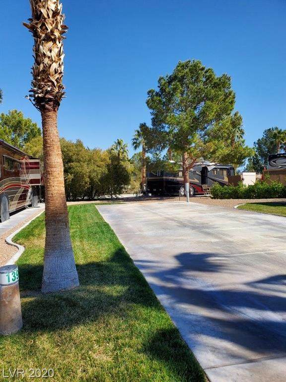 8175 Arville Street #139, Las Vegas, NV 89139 (MLS #2177123) :: The Lindstrom Group