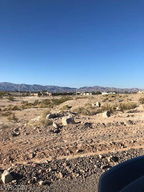 000 Reverend Wilson, North Las Vegas, NV 89030 (MLS #2177492) :: Vestuto Realty Group