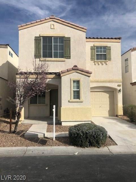 7674 Hampton Cove Lane, Las Vegas, NV 89113 (MLS #2177667) :: Signature Real Estate Group