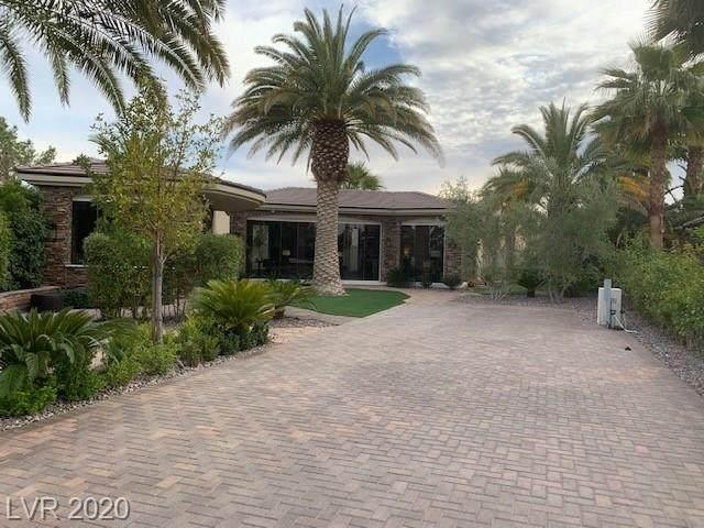 8175 Arville Street #217, Las Vegas, NV 89139 (MLS #2177925) :: The Lindstrom Group