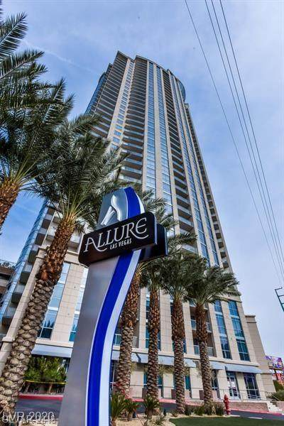 200 W Sahara Avenue #3502, Las Vegas, NV 89102 (MLS #2177944) :: The Mark Wiley Group | Keller Williams Realty SW