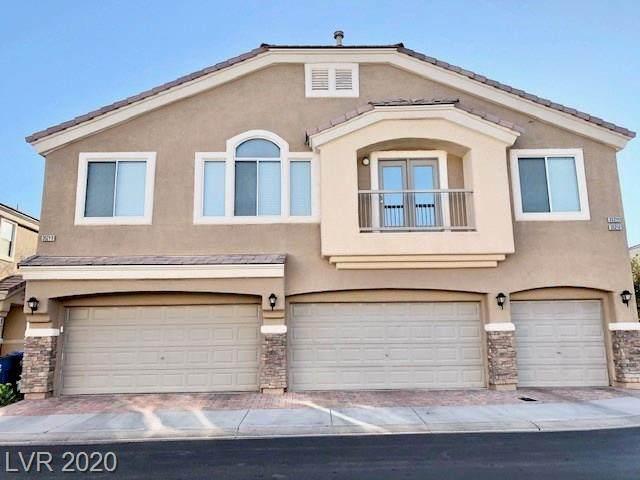 3521 Hazelnut Pine #1, North Las Vegas, NV 89084 (MLS #2178779) :: The Mark Wiley Group | Keller Williams Realty SW