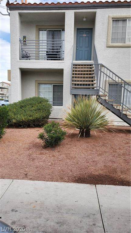 3318 Decatur #1048, Las Vegas, NV 89130 (MLS #2180466) :: Kypreos Team