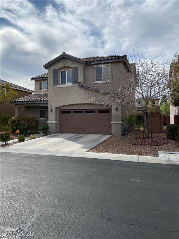 7631 Lone Tree Peak, Las Vegas, NV 89166 (MLS #2180555) :: Signature Real Estate Group