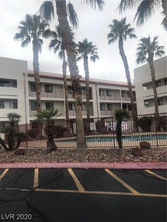 1361 University #105, Las Vegas, NV 89119 (MLS #2180775) :: Hebert Group | Realty One Group
