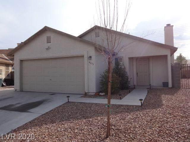 4679 Bumblebee, Las Vegas, NV 89122 (MLS #2183820) :: Jeffrey Sabel
