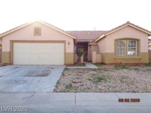 5023 Vista Montana, North Las Vegas, NV 89031 (MLS #2186157) :: Brantley Christianson Real Estate