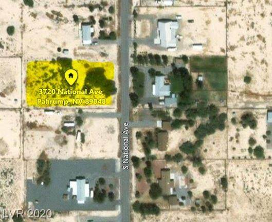 3720 National, Pahrump, NV 89048 (MLS #2186171) :: The Lindstrom Group