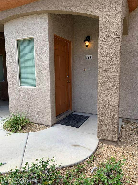 7701 Robindale #215, Las Vegas, NV 89113 (MLS #2186458) :: Team Michele Dugan
