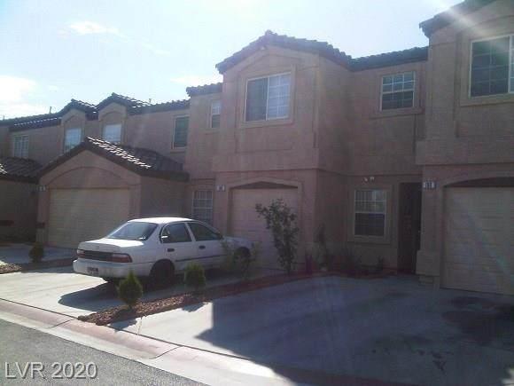 2517 Danborough #105, Las Vegas, NV 89106 (MLS #2186595) :: Helen Riley Group | Simply Vegas