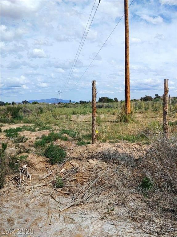 Ramos Ranch Road, Overton, NV 89040 (MLS #2186848) :: Signature Real Estate Group
