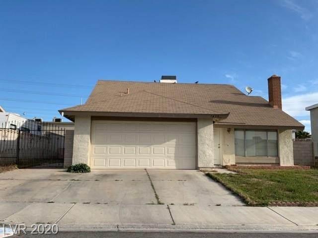 7458 Walnut Creek Drive, Las Vegas, NV 89147 (MLS #2187026) :: Brantley Christianson Real Estate