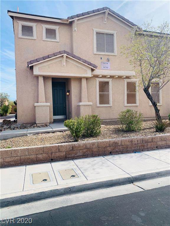 976 Sable Chase, Henderson, NV 89011 (MLS #2187309) :: Performance Realty