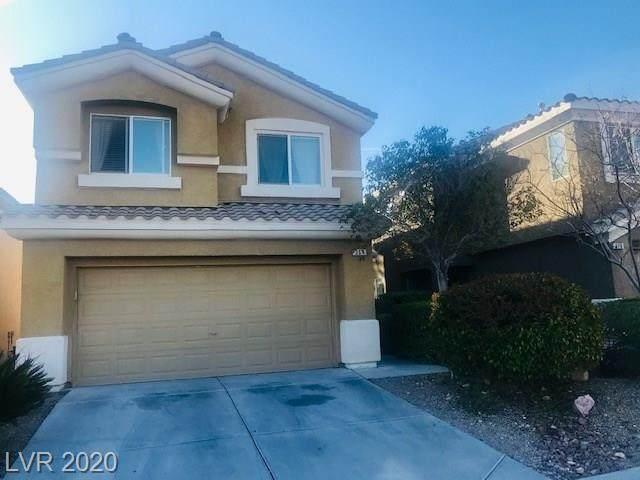 364 Broken Par, Las Vegas, NV 89148 (MLS #2187346) :: Jeffrey Sabel
